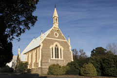 Uniting Church Angaston Royalty Free Stock Photos