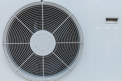 Units of Air Conditioner royalty free stock photo