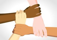 Unity in Diversity Stock Images