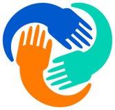 Unity logo stock illustration