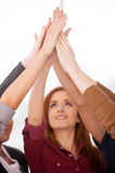 Unity of people. Stock Images