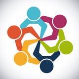 Unity people Stock Image