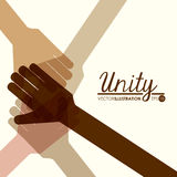 Unity people Stock Images