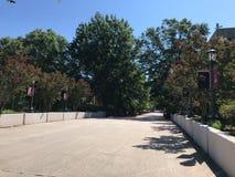 univ de Carolina Student Bridge del sur Imagen de archivo