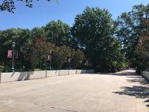 univ de Carolina Student Bridge del sur Fotos de archivo libres de regalías