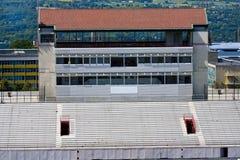 univercity стадиона cornelle Стоковое Изображение