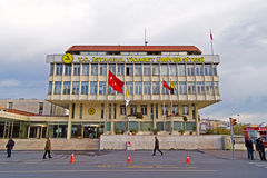 Univercity in Istanbul Royalty Free Stock Photography