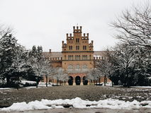 Univercity national de Chernivtsi Images libres de droits