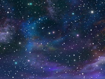 Univers Image stock