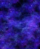 Univers, ciel étoilé Photographie stock
