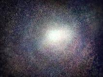 Univers de Big Bang de galaxie images stock