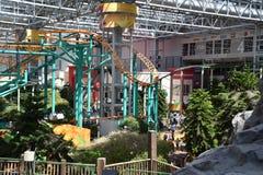 Univers de Nickelodeon à Bloomington, Minnesota Images libres de droits