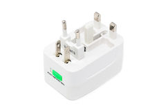 Universal adapter Royalty Free Stock Photography