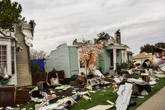 Universal Airplane Crash Scene Royalty Free Stock Photo