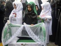 Universal Ashura Mourning Ceremony Stock Image