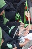 Universal Ashura Mourning Ceremony Stock Photos