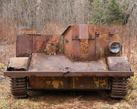 Universal Carrier Stock Image