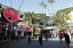 Universal CityWalk Hollywood Stock Photos
