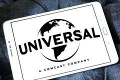 Universal comcast company logo Royalty Free Stock Image