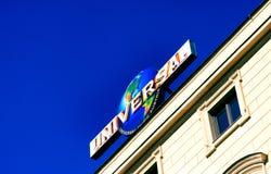Universal Company Royalty Free Stock Photos