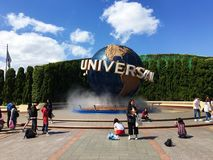 Universal de Osaka fotos de archivo libres de regalías