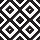 Universal different geometric seamless patterns. You can be used vector monochrome geometric ornaments for wallpaper, pattern fills, web page background Stock Photo