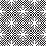 Universal different geometric seamless patterns. You can be used vector monochrome geometric ornaments for wallpaper, pattern fills, web page background vector illustration