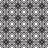 Universal different geometric seamless patterns. You can be used vector monochrome geometric ornaments for wallpaper, pattern fills, web page background Royalty Free Stock Images