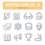 Universal Doodle Icons Vol.10 Stock Photo