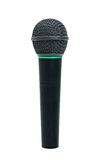 Universal dynamic microphone. For a sound recording Royalty Free Stock Photography