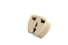 Electrical adapter Stock Photography