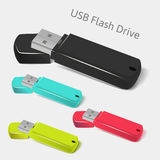 Universal flash drive Royalty Free Stock Photo