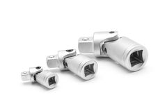Universal flexible extender socket Stock Photography