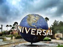 Universal Globe Stock Photo