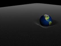 Universal gravitation Stock Image