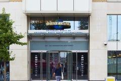 Universal Music byggnad Royaltyfri Fotografi