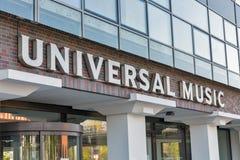 Universal Music office in Berlin, Germany