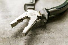 Universal pliers Stock Image