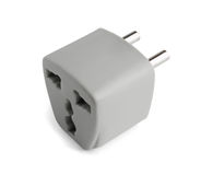 Universal power adapter Royalty Free Stock Image
