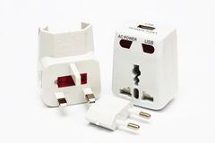 Universal Power Adapter Royalty Free Stock Images