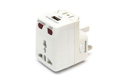 Universal Power Adapter Stock Photography