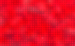 Universal red background Stock Images