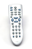 Universal Remote. A universal television remote control Royalty Free Stock Photo