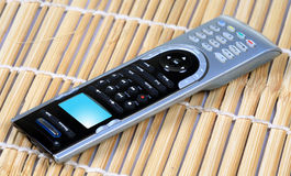 Universal remote control Royalty Free Stock Images