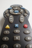 A universal remote control Royalty Free Stock Photo