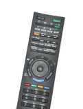 Universal remote control for media center. Royalty Free Stock Photography