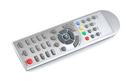 Universal remote control (Patch) Royalty Free Stock Photos