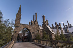 Universal's Islands of Adventure - Orlando/FL - USA Stock Photography