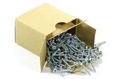 Universal screws Royalty Free Stock Photo