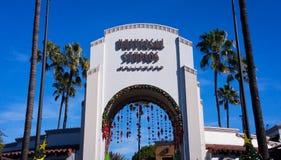 Universal Studio obraz stock